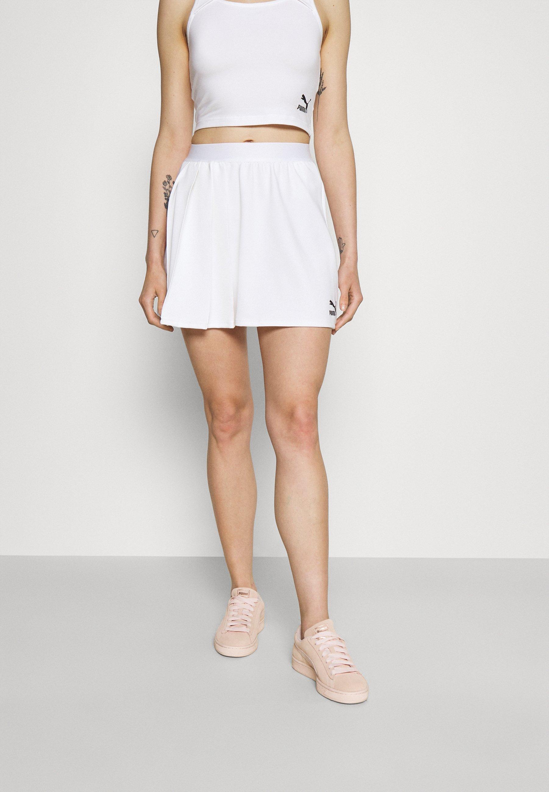 Femme CLASSICS ASYMMETRIC SKIRT - Minijupe