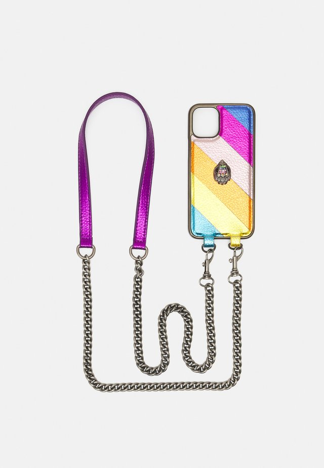 I PHONE 12 MINI CROSS BODY SET - Telefoonhoesje - multi-coloured