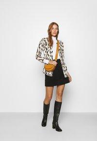 Second Female - BOYAS NEW SKIRT - A-line skirt - black - 1