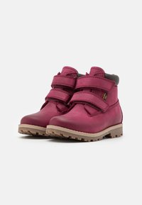 Froddo - MONO WARM TEX MEDIUM FIT UNISEX - Zimní obuv - bordeaux - 1