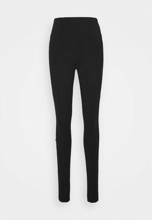 VMBAMA SHAPE PANT - Bukser - black