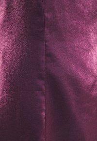 Glamorous Petite - LADIES DRESS - Cocktail dress / Party dress - pink metallic - 2