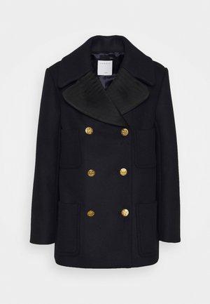 Winter jacket - bleu marine