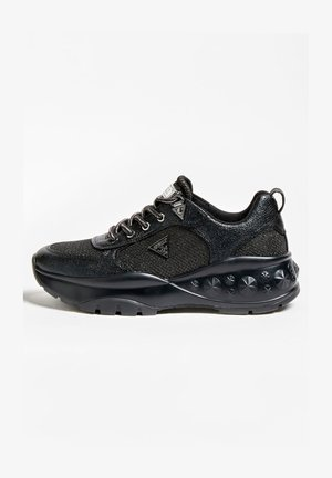 BASKETS CLEAO APPLICATIONS - Sneakers laag - noir