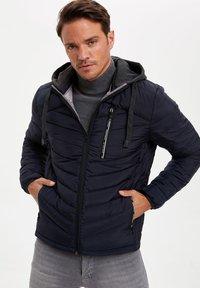 DeFacto - Winter jacket - navy - 0