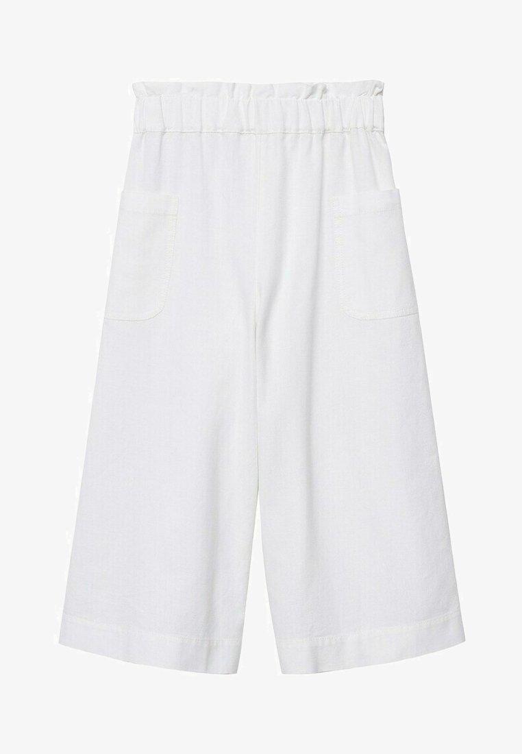 Mango - Trousers - off white