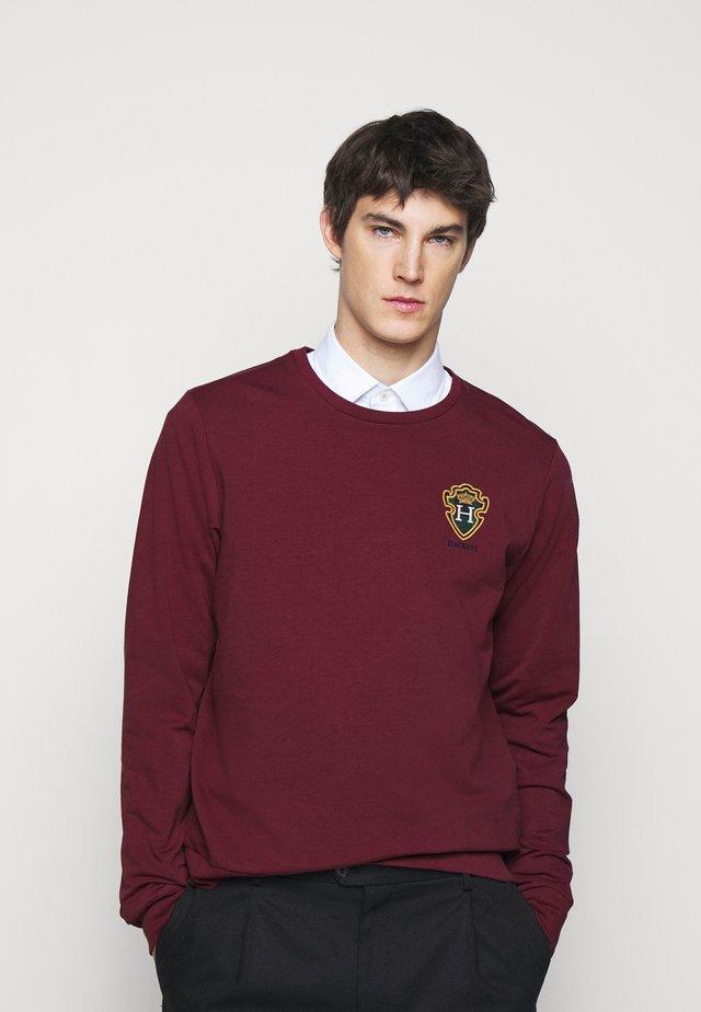 BLACKWATCH CREW - Sweatshirt - red