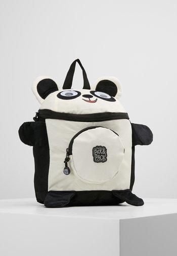 PANDA BACKPACK - Rugzak - white