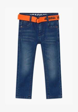 KID - Slim fit jeans - mid blue denim