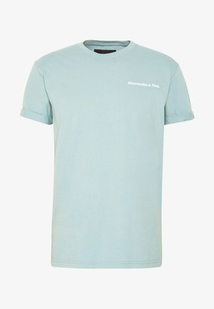 HEAVYWEIGHT - T-shirt print - blue