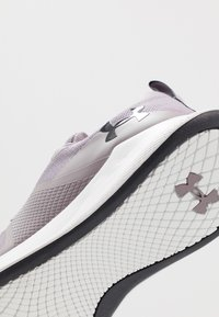 Under Armour - CHARGED AURORA - Trainings-/Fitnessschuh - slate purple/white/blackout purple - 5