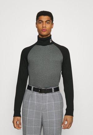 TERON - Bluzka z długim rękawem - medium grey