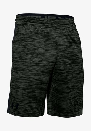 Sports shorts - baroque green