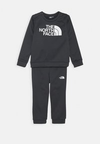 The North Face - TODD SURGENT CREW SET - Tracksuit - asphalt grey - 0