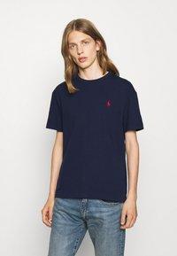 Polo Ralph Lauren - CLASSIC FIT JERSEY T-SHIRT - Basic T-shirt - newport navy - 3