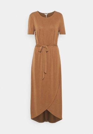 OBJANNIE NADIA DRESS - Maxi dress - partridge