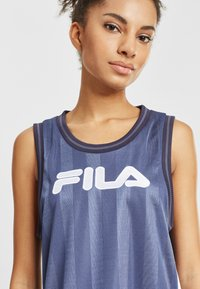 Fila - Day dress - crown blue bright white - 3