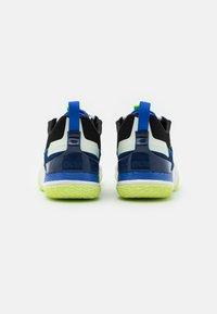 Jordan - WESTBROOK ONE TAKE - Basketball shoes - black/barely volt/hyper royal/blue void/white - 2