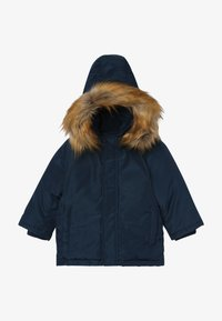 Bomboogie - Down coat - navy blue - 5
