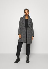 b.young - BYAMANO COAT - Kåpe / frakk - black - 1