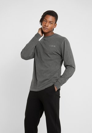 CASUAL TEE LONG SLEEVE - Long sleeved top - dark grey