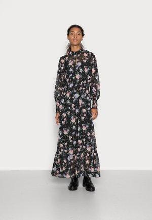 ONLSKYE ANKLE DRESS - Maxi dress - black/rose