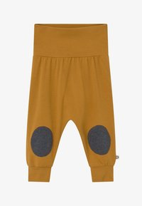 Müsli by GREEN COTTON - COZY ME KNEE PANTS - Pantalon classique - wood - 2