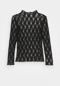 Mads Nørgaard - Long sleeved top - black - 4
