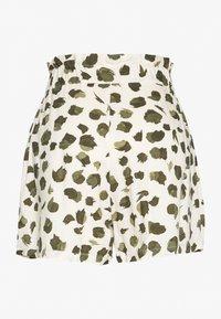 Noisy May - Shorts - ecru - 1