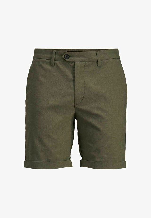 JJICONNOR - Shorts - dusty olive