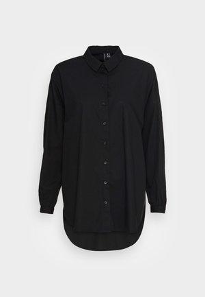 VMNAJA  LONG  - Camicia - black