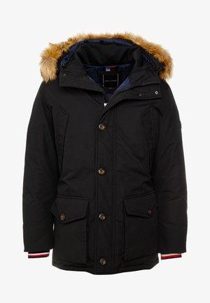 HAMPTON - Down jacket - black