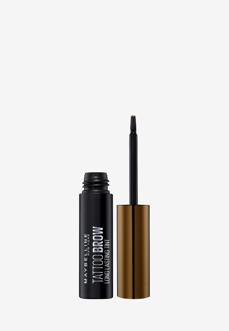Maybelline New York - BROW TATTOO GEL TINT - Eyebrow gel - 01 light