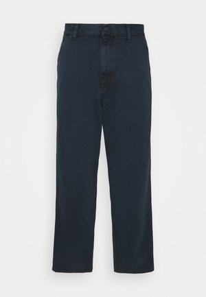 SINGLE KNEE PANT ALLENDALE - Straight leg jeans - astro crater wash