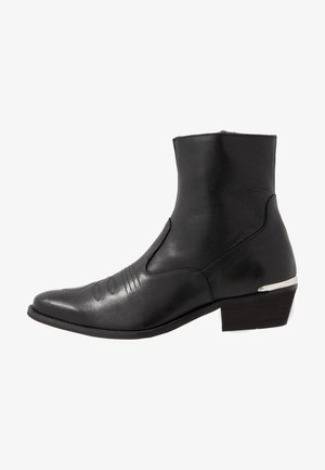 ENZO - Bottines - black