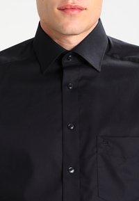OLYMP Luxor - NEW KENT - Kostymskjorta - schwarz - 3