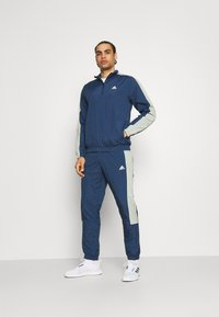 adidas Performance - ZIP - Dres - dark blue - 1
