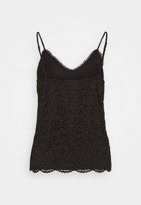Vila - VISELA SINGLET - Top - black - 1
