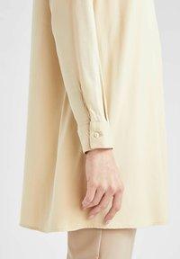 DeFacto - Button-down blouse - beige - 5
