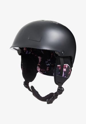 Helmet - true black blooming party