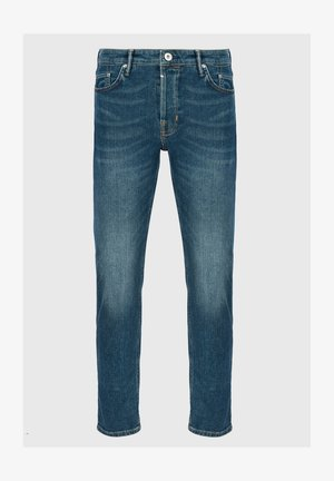 DEAN - Slim fit jeans - blue