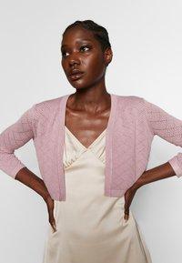 Anna Field - Gilet - light pink - 3