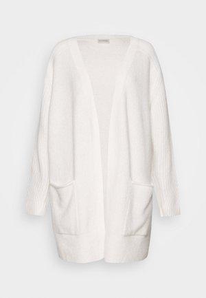 URSULA - Strickjacke - soft white
