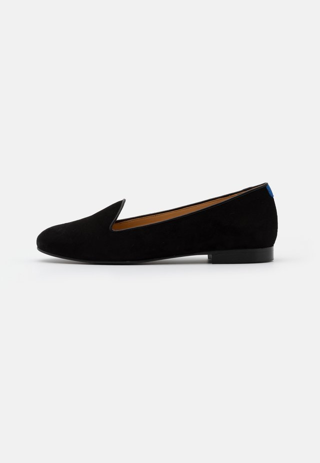 CLASSIC - Loaferit/pistokkaat - françois black