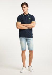 Petrol Industries - Polo shirt - dark navy - 1