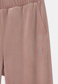 Lindex - SABINA - Teplákové kalhoty - dusty pink - 2
