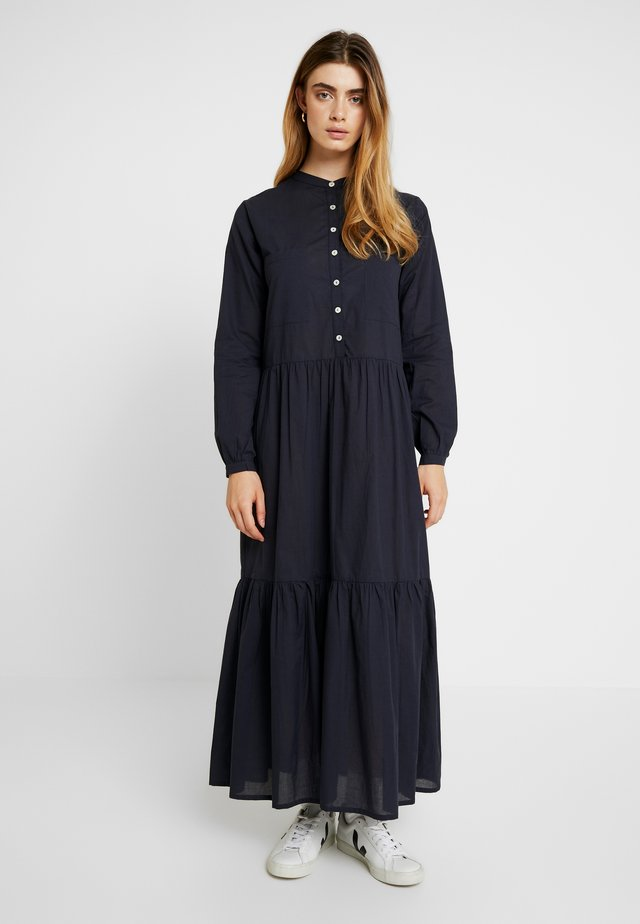 KATJA DRESS - Maxi dress - dark blue
