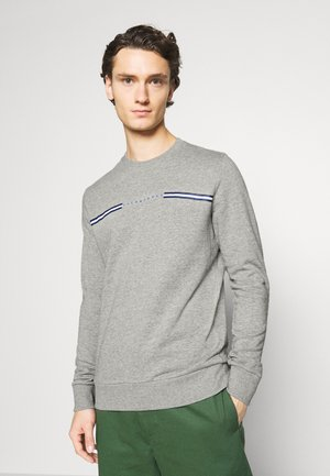 JORLOGANS CREW NECK - Mikina - light grey melange