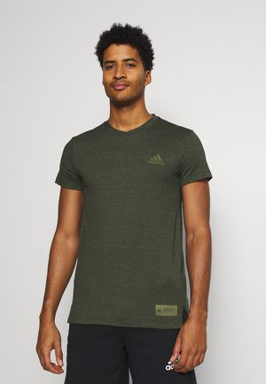 TECH TEE - Camiseta básica - green