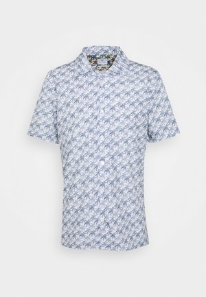 MENS REGULAR FIT SHIRT - Hemd - bright blue